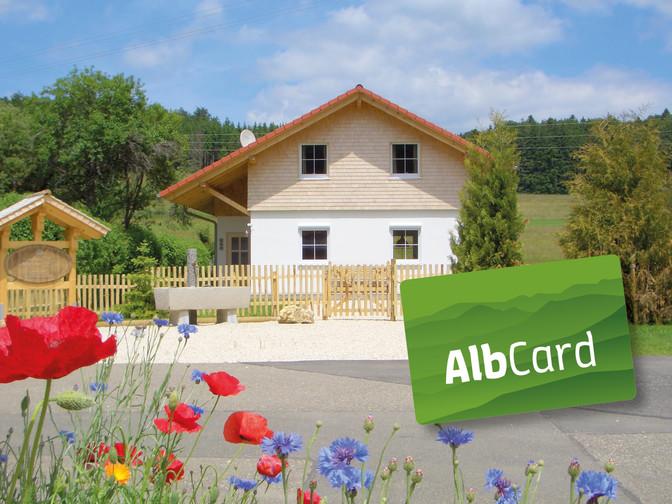 AlbCard Gastgeber
