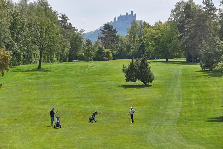 Golfplatz Hechingen