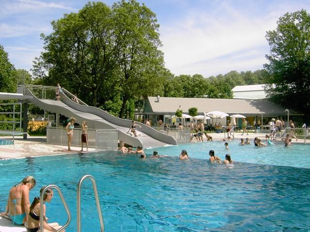 Schlossparkbad Geislingen