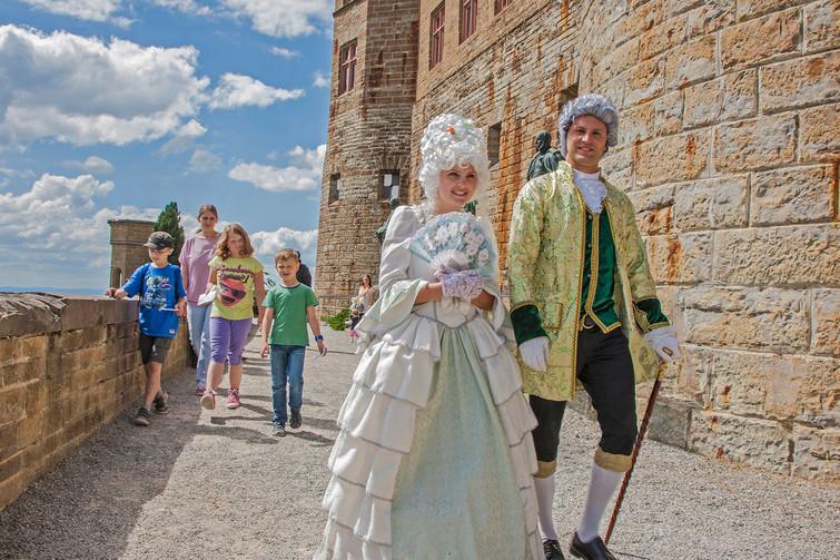 Schlosserlebnistag Burg Hohenzollern