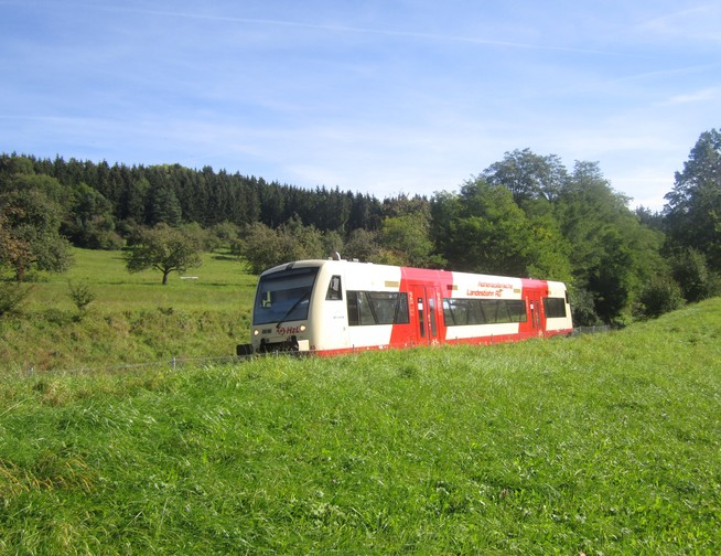 Rad-Wander-Shuttle in Schömberg