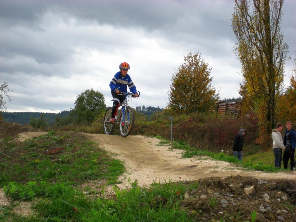Mountainbike-Park Geislingen