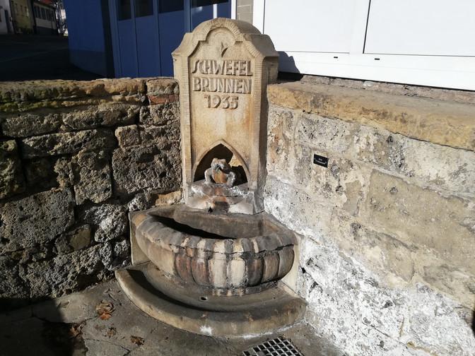 Schwefelbrunnen Balingen