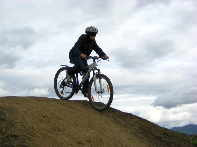 Dirtbike-Park Geislingen