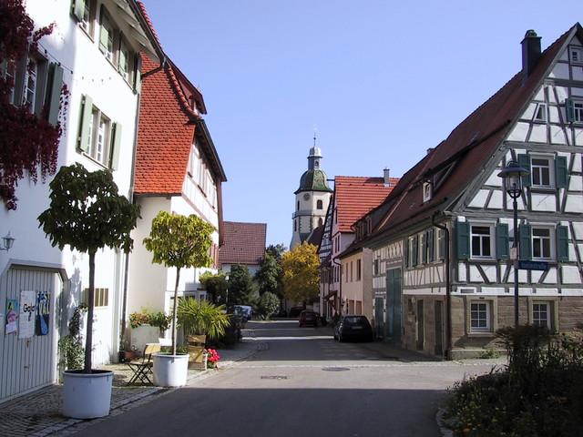 Innenstadt Rosenfeld