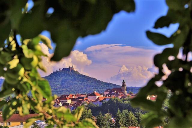 Stadtansicht Hechingen