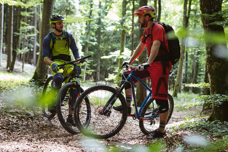 Mountainbiken in Albstadt Bikezone