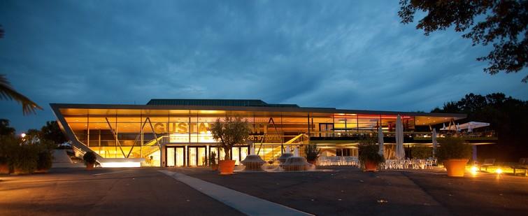 Stadthalle Balingen Ausstellung Gustav Klimt in der Dämmerung