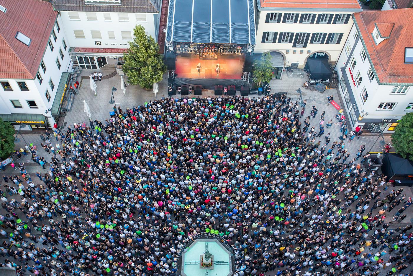 Marktplatz Open-Air Balingen
