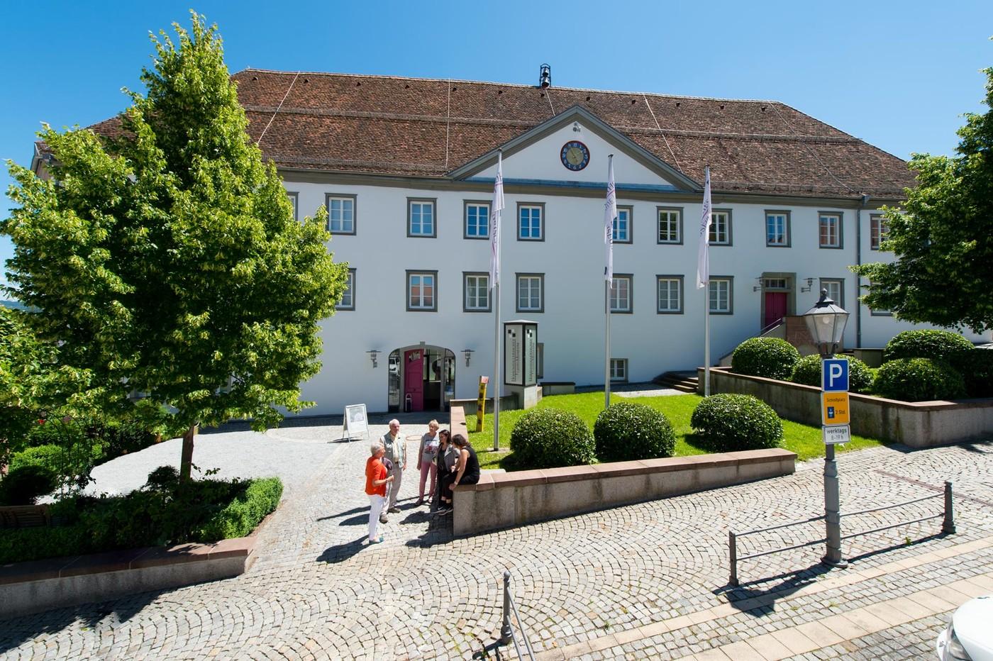 Hohenzollerisches Landesmuseum im Alten Schloss Hechingen