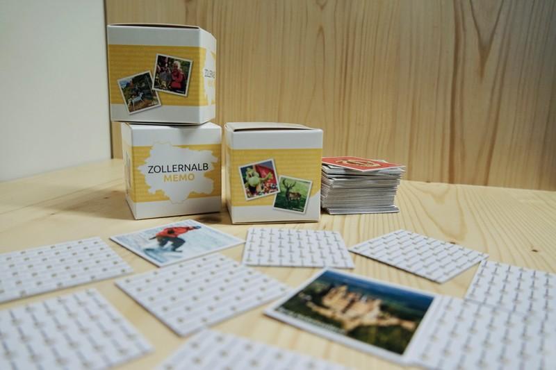 Memo-Spiel Zollernalb