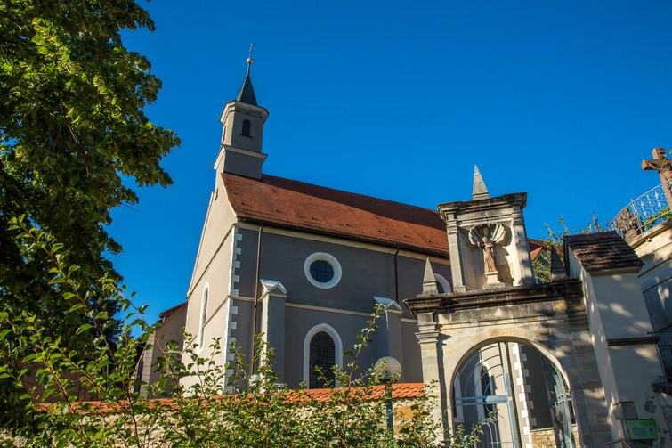 ehemaliges Kloster St. Luzen