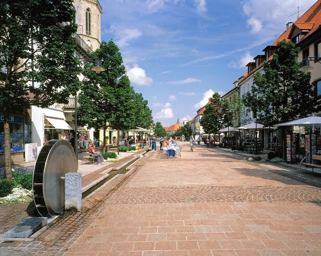 Innenstadt Balingen