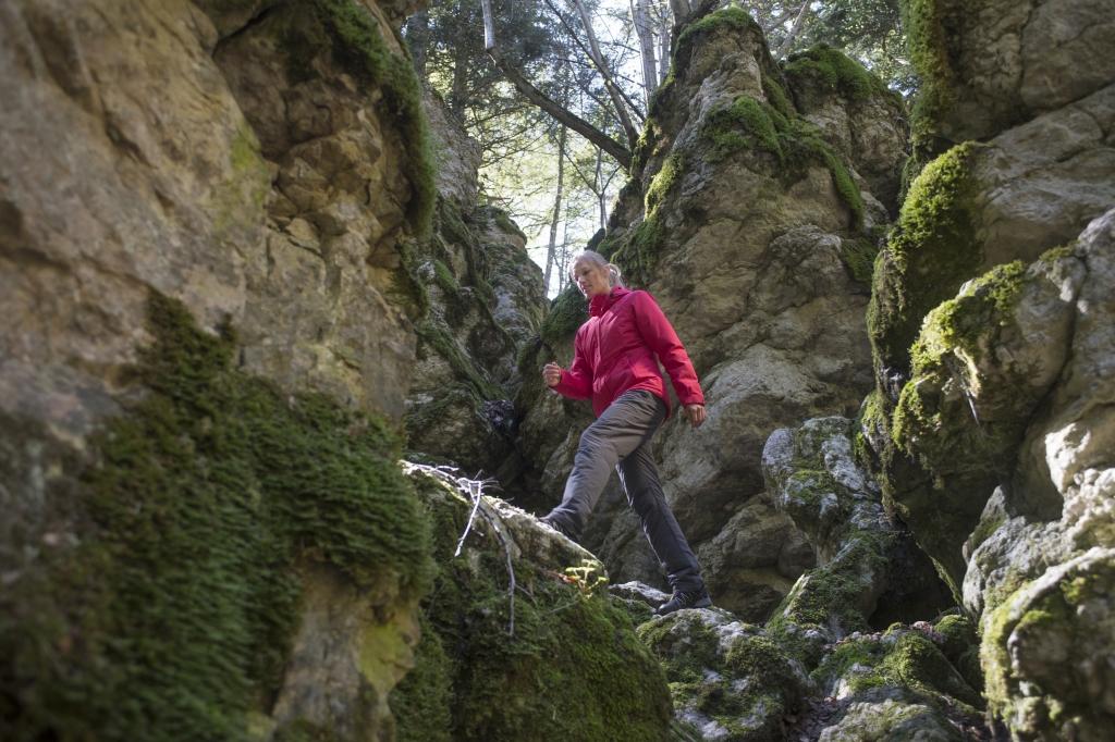Traufgang Felsenmeer