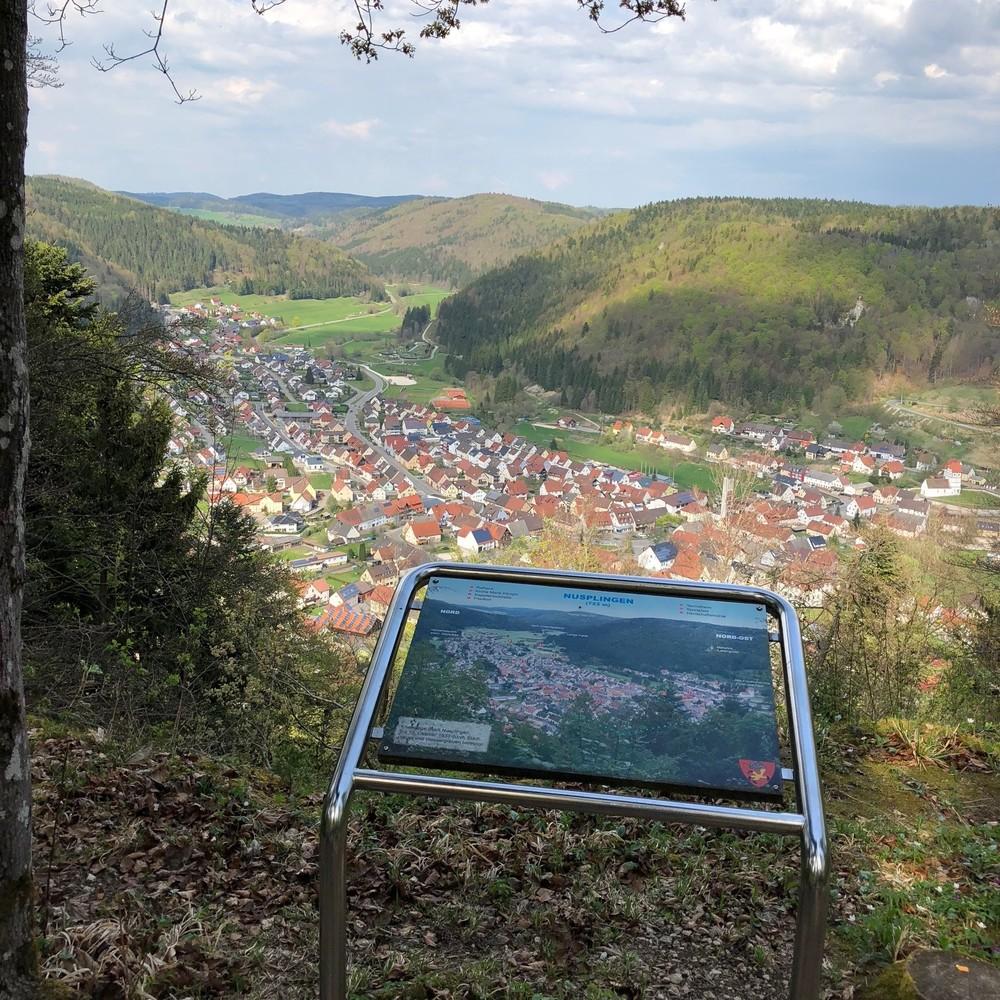 Geologischer Lehrpfad auf dem Westerberg