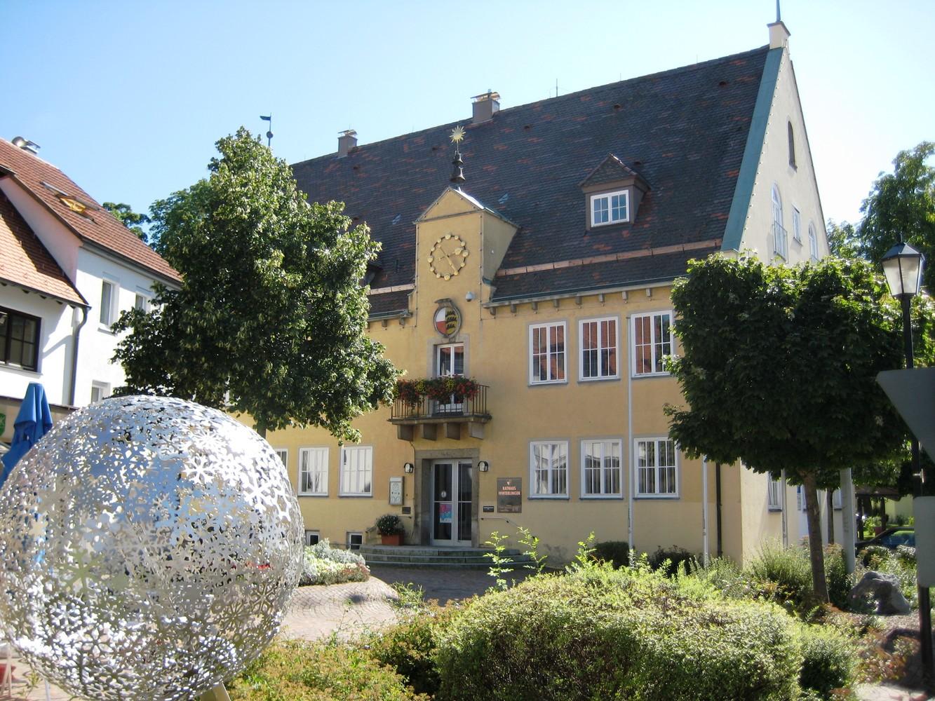 Rathaus Winterlingen