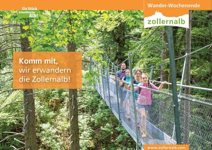 Titelbild Zollernalb-Wander-Wochenende