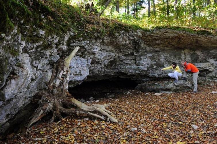 Heidensteinhöhle Albstadt-Ebingen