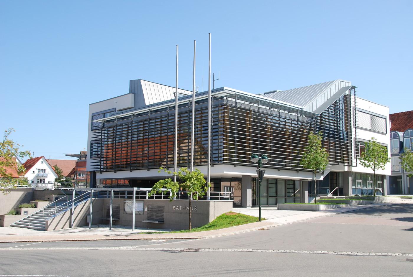 Rathaus Meßstetten