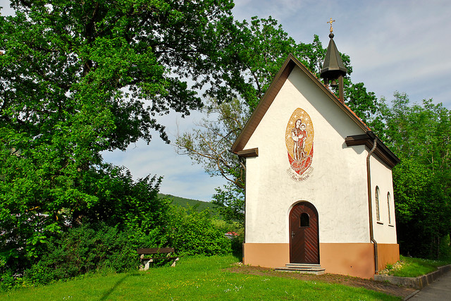 Lourdeskapelle Ratshausen