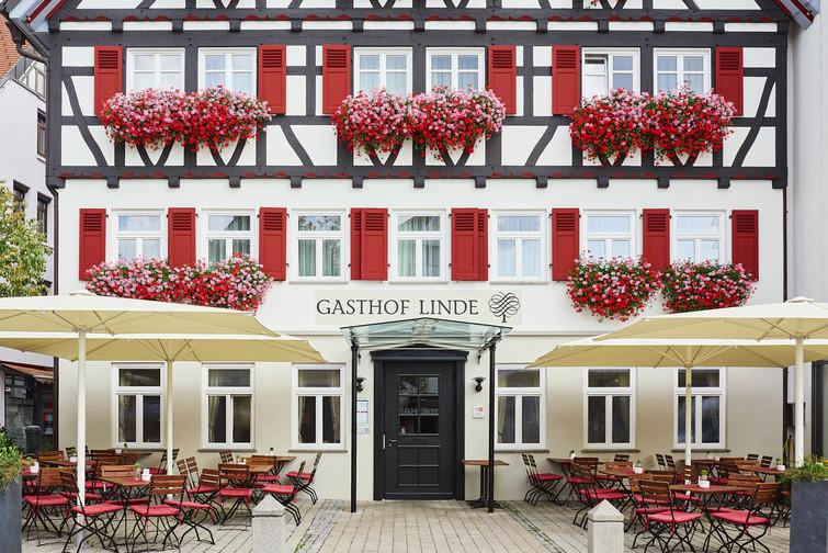 Gasthof Linde Außenansicht, Albstadt-Ebingen