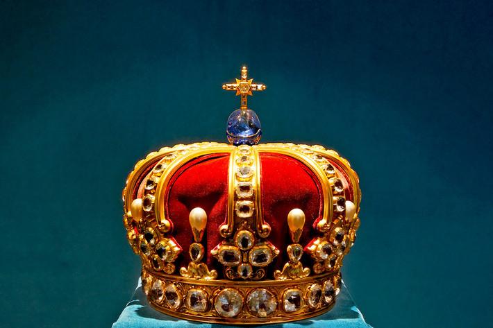 Krone Burg Hohenzollern