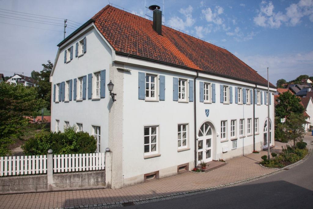 Rathaus Hausen am Tann