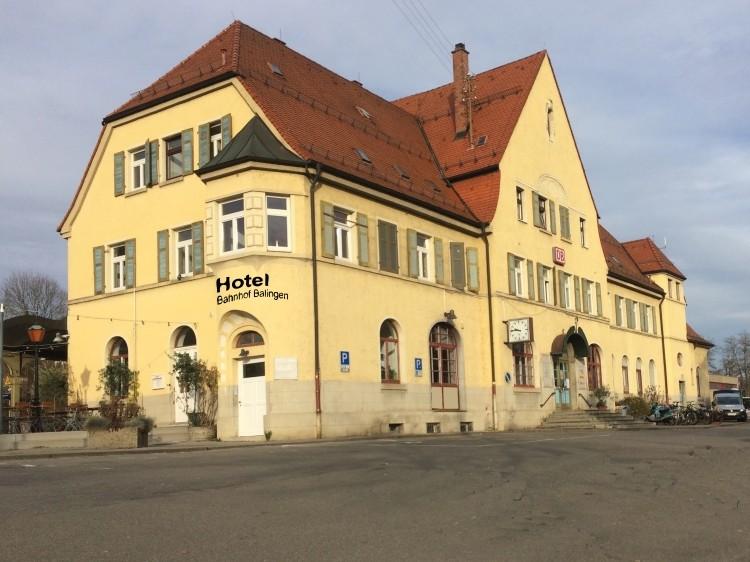 Hotel Bahnhof Balingen