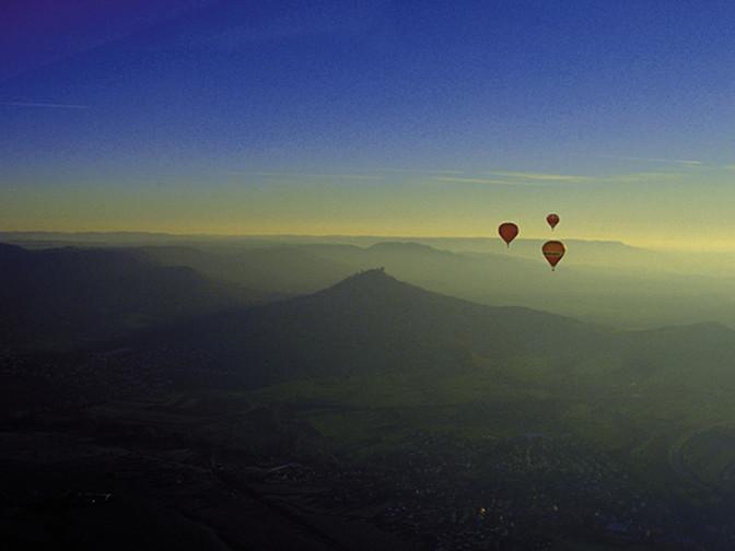 Hohenzollerische Ballonfahrer