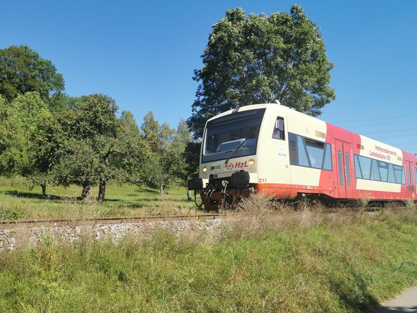Zug der HZL